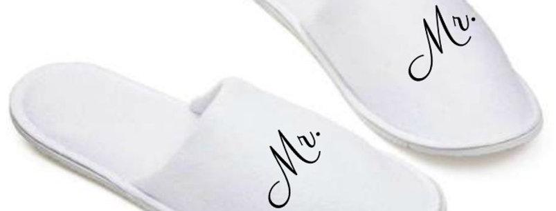 Personalised Comfort Slippers