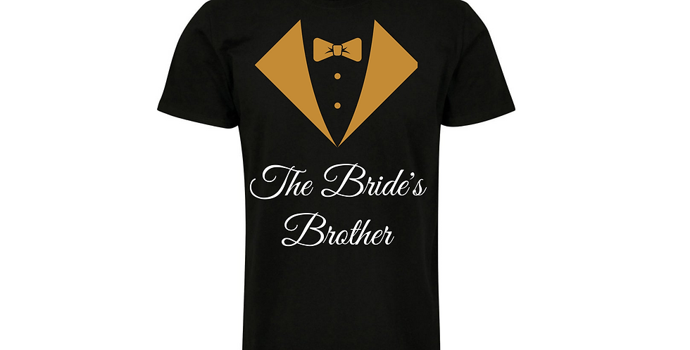 The Bride's Brother Shirt
