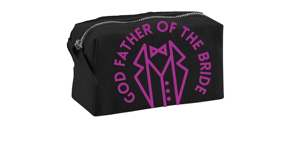 Wedding Accessory Bag God Father Of The Bride