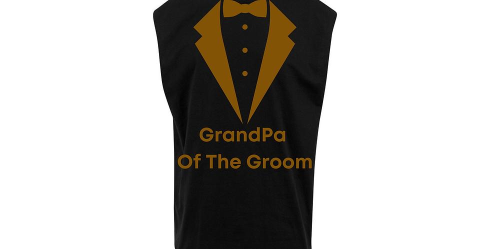 Grandpa Of The Groom Shirt
