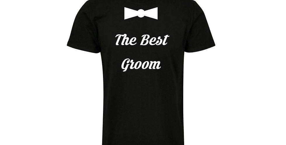 Groomsmen gift The Best Groom