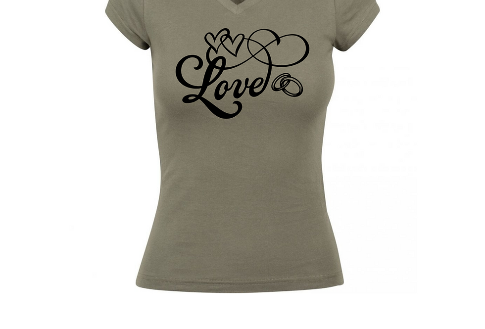 Love Custom T-Shirt