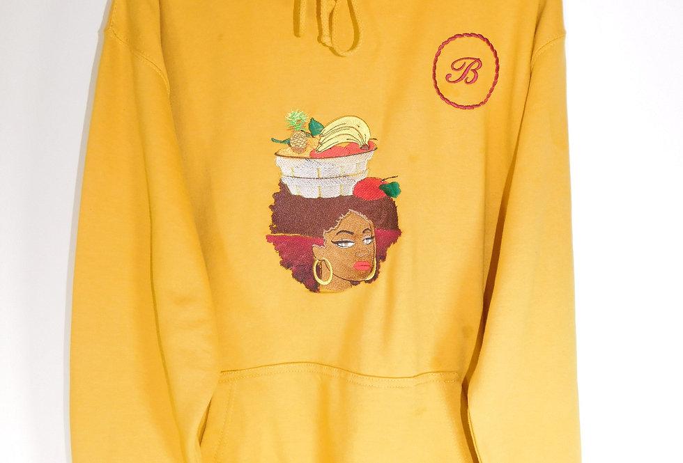 Embroidered Personalised Hoodie