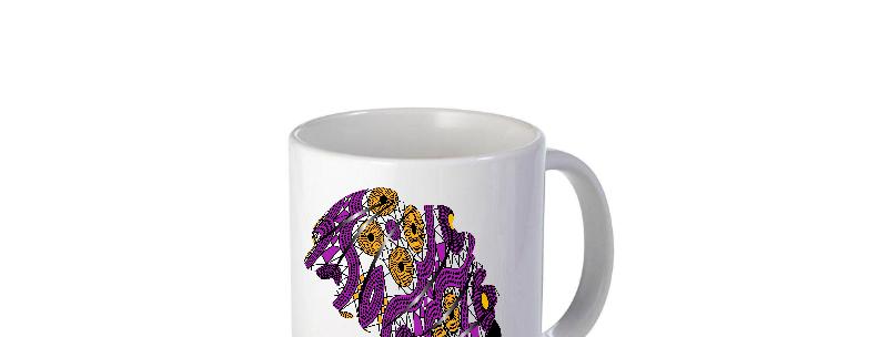 Colourful Turban Mug