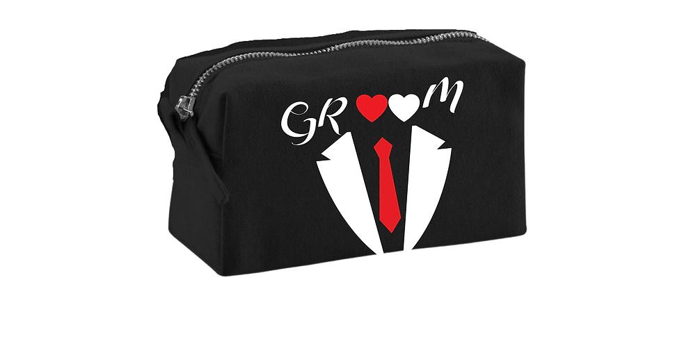 Wedding Groom Accessory Bag