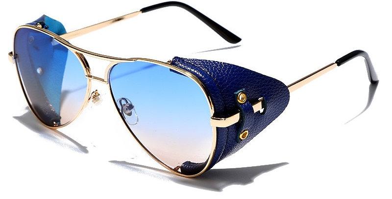 Sunglasses Steampunk Style Round Retro Designer Style Unisex Fashion Trend