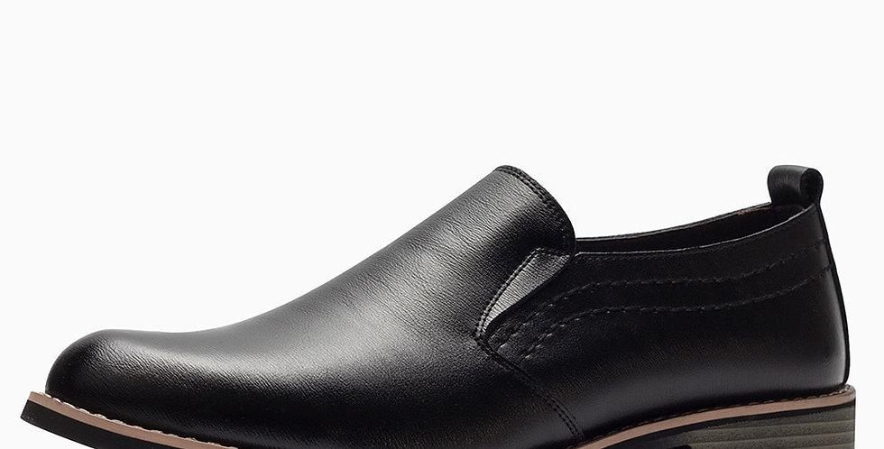 BUVAZIK Brand Leather Concise Men
