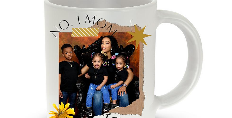 Personalised Mothers Mug