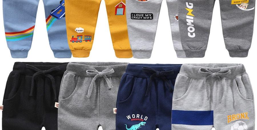 Boys Sport Warm Pants
