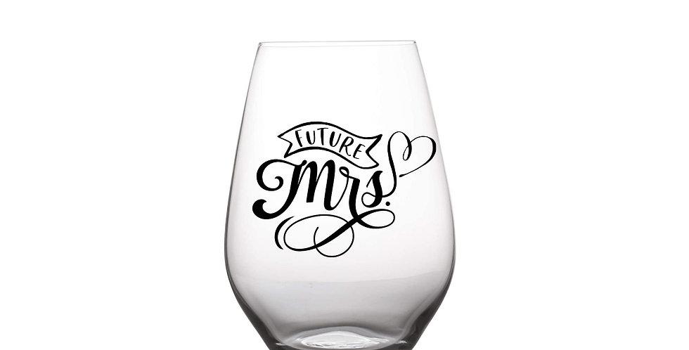Future Mrs Glass