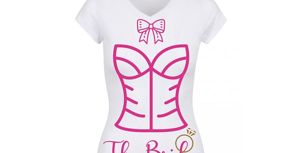 The Bride Custom T-Shirt