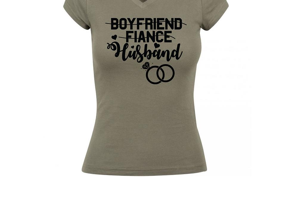 Husband Custom T-Shirt