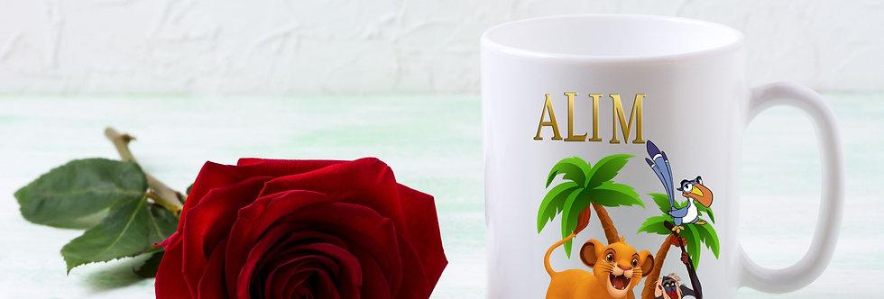 Personalised  Mug With Your Name