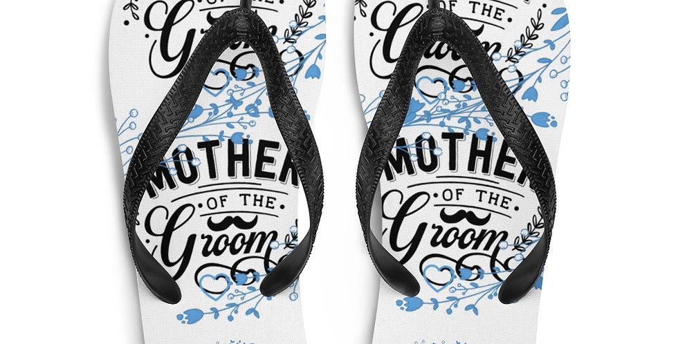 Wedding Flip-Flops Mother Of The Groom