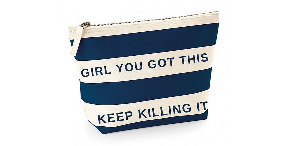 Wedding Accessory Bag Girl You Got This