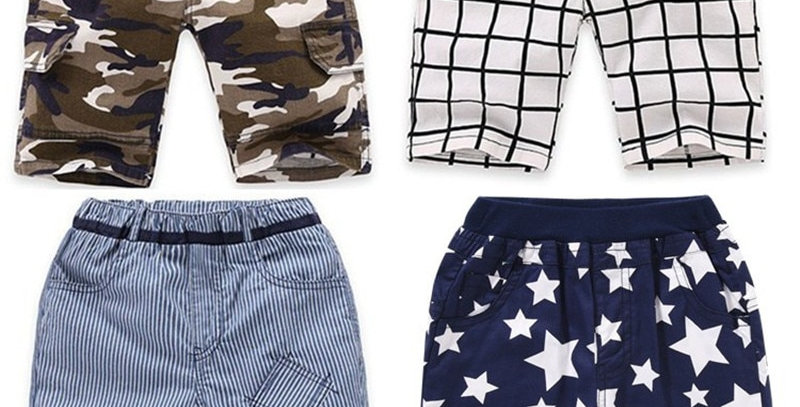 Boys Shorts Trousers