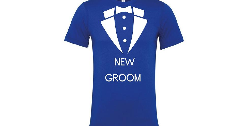 New Groom Bachelor Party Shirt