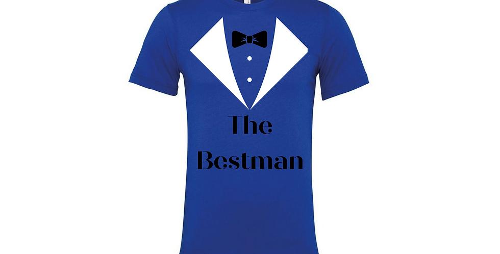 Custom Bestman Shirt