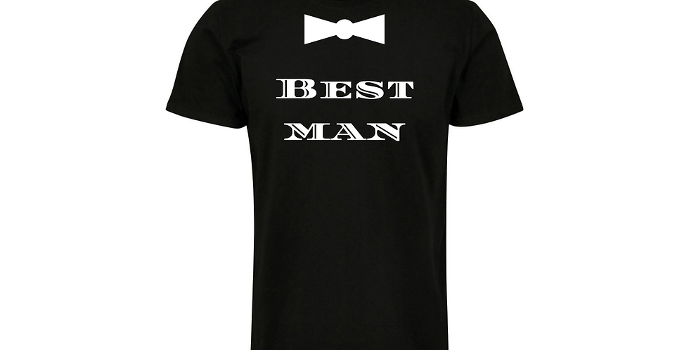 Wedding Party Shirt Best Man