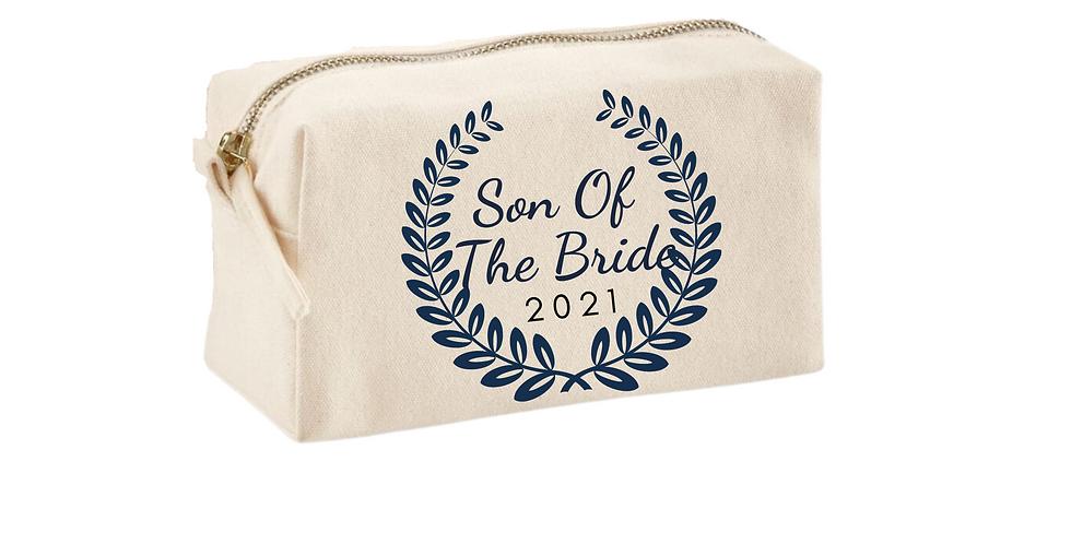 Wedding Accessory bag Son Of The Bride
