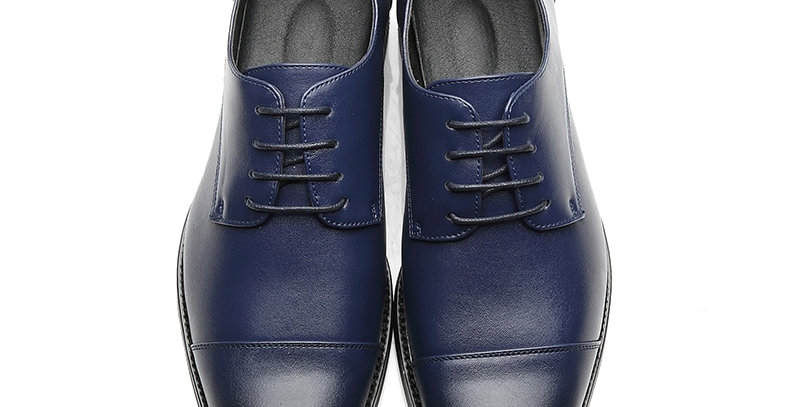 Simple Lightweight Men Classic Derby Shoes