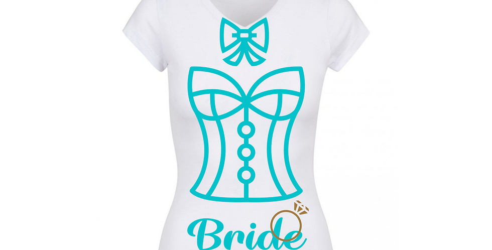 Bride Custom T-Shirt