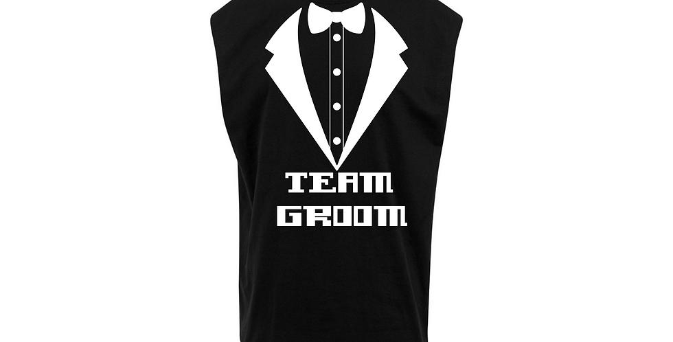 Bachelor Party Shirt Team Groom