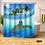 Thumbnail: Tropical Fish Shower Curtain Undersea Turtle Waterproof Bath