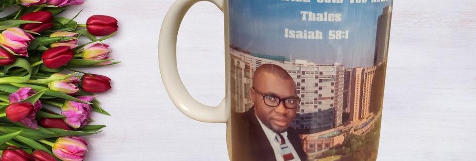 Photo on mug 11oz