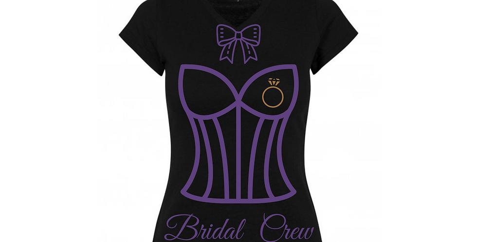 Bridal Crew Custom T-Shirt
