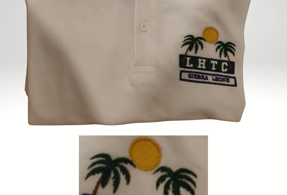 Embroidered Business Logo
