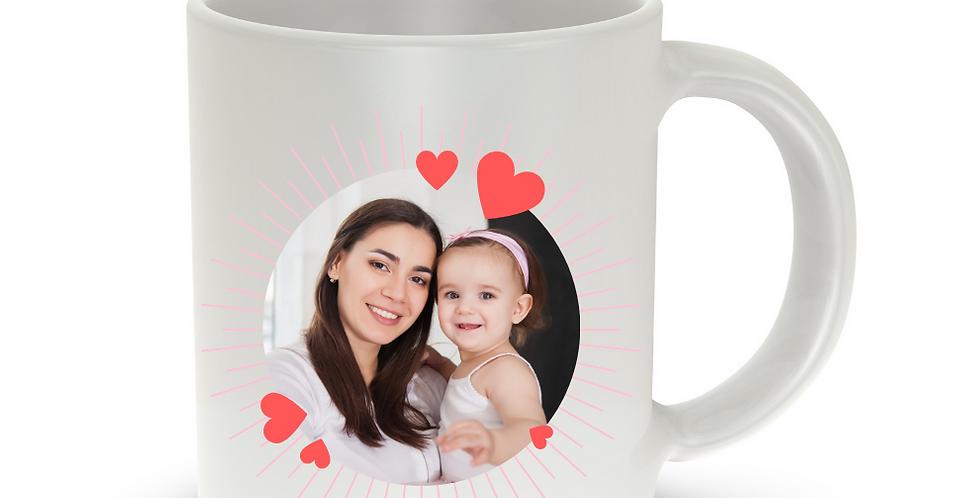 Personalised Valentines's Day Mug