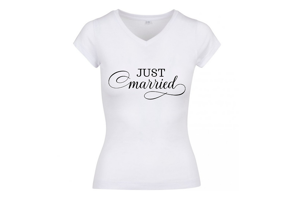 Just Marriage Shirt