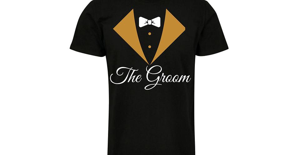 Bachelor Party Idea Shirt The Groom
