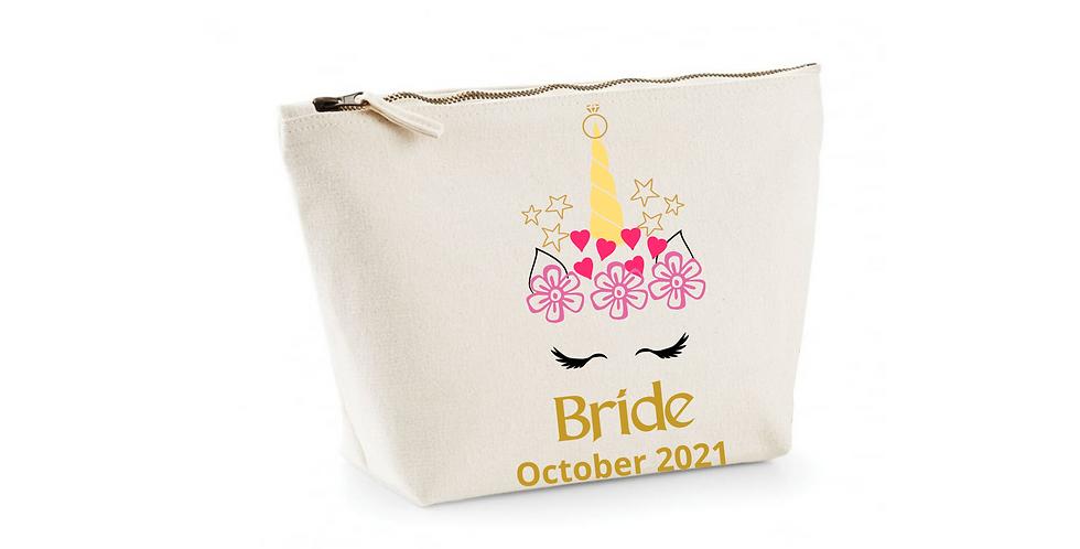 Wedding Personalised Bride Accessory Bag