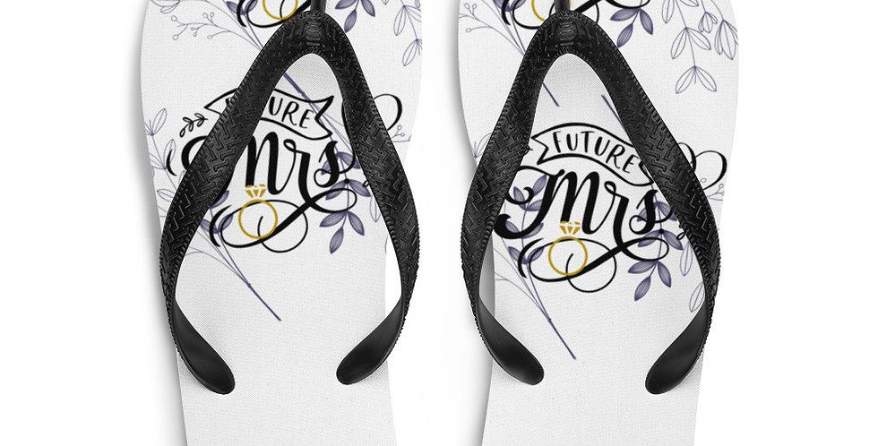 Wedding Flip-Flops  Future Mrs