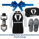 Groom Spa Weekend Away Package