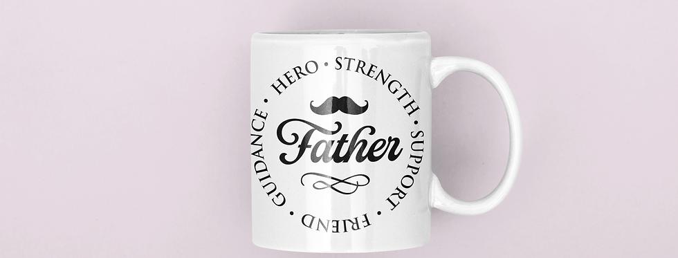 Hero, Strength, Support... 11oz Mug