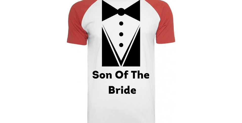 Son Of The Groom Shirt