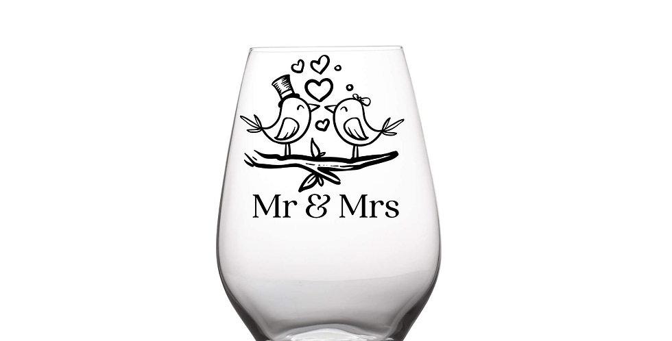 Mr & Mrs Glass