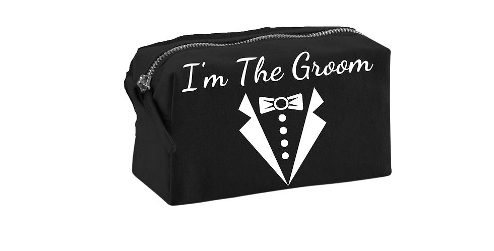 Wedding Accessory Bag I'm The Groom