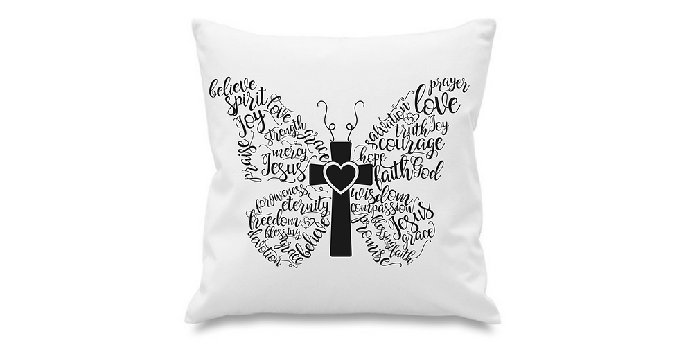 Wedding Cushion Cover Love