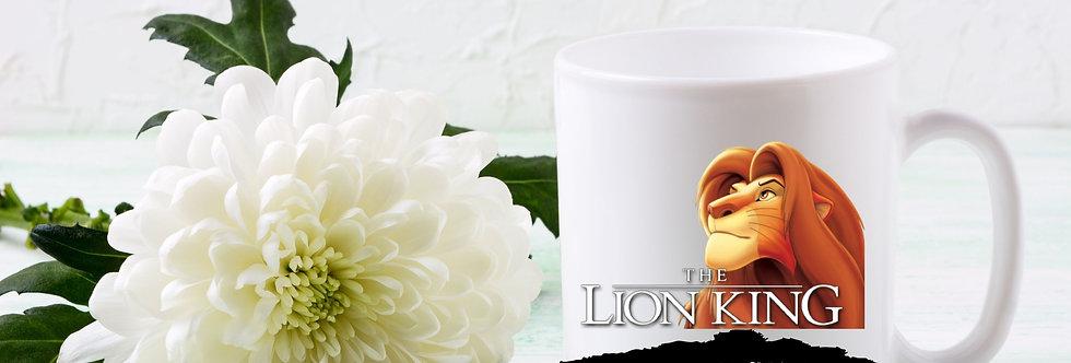 The Lion K Mug