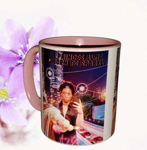 Printed Photo On Mug.