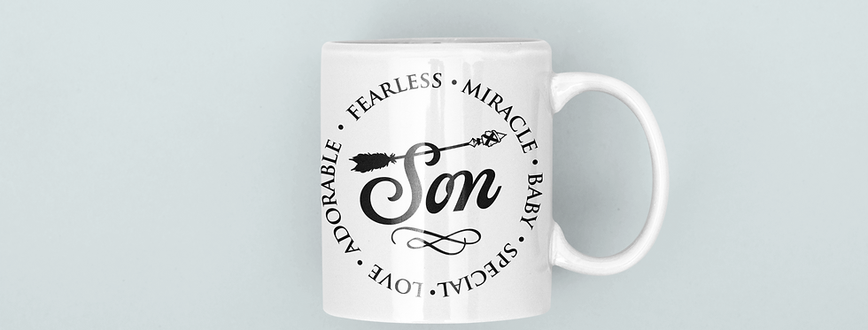 Fearless, Miracles Special Son 11oz Mug