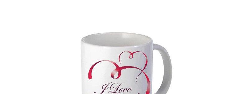 I Love You 11oz Mug