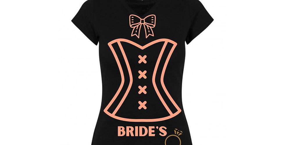 Bride's Babes Custom T-Shirt