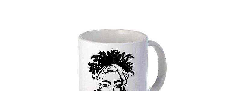 Curly Top Mug