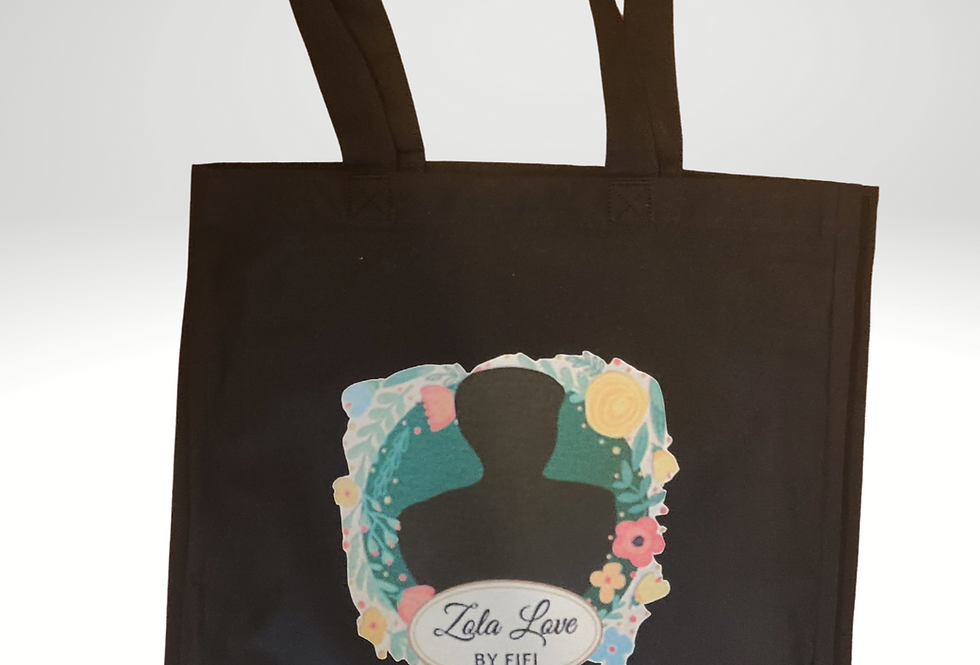 Personalised Canvas Classic Shopper