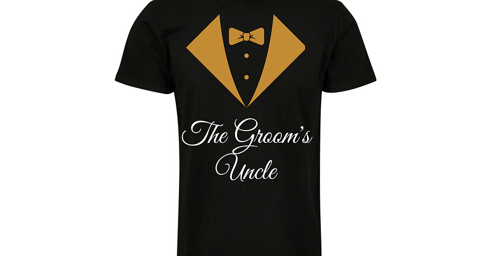 The Groom's Uncle Shirt